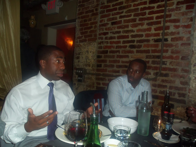 Executive Dinner Chat with DeKalb Co. Commissioner Lee May - Oct%2B22%252C%2B2011%2B011.JPG