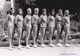 1970-La saison de l'équipe de France d'aviron