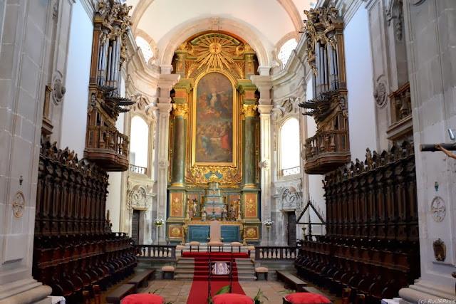 Sé Catedral de Lamego - Igreja-casa-mãe da Diocese de Lamego - Portugal (5)