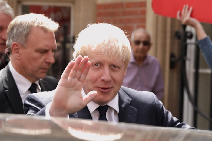 BREAKING!!! UK PM, Boris Johnson announces 2-year-work visa for international students - Report