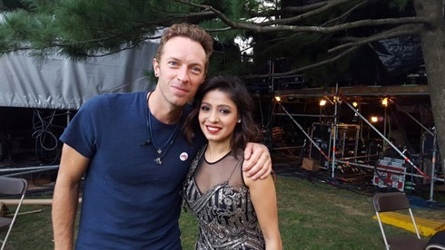 Coldplay 2015 Global Citizen Festival-37