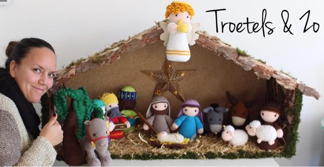 Troetels En Zo Kerststal Haken