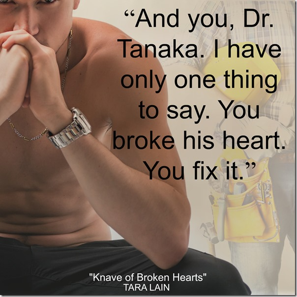 Teaser _5 - Knave Of Broken Hearts