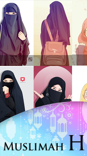 Girly Muslimah HD Wallpapers 1.5 screenshots 1
