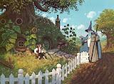 Wizard And Hobbit