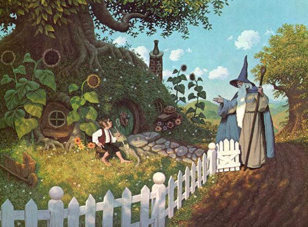 Wizard And Hobbit, Magick Warriors 5