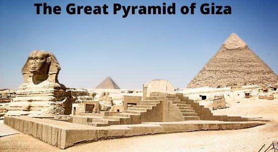 The Great Pyramid of Giza Egypt History in Hindi