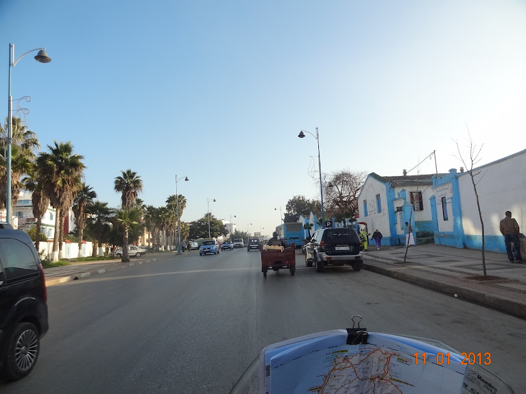 marrocos - Marrocos e Mauritãnia a Queimar Pneu e Gasolina DSC05345