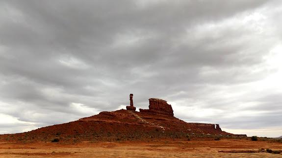 Pinnacle at Andy Miller Flats