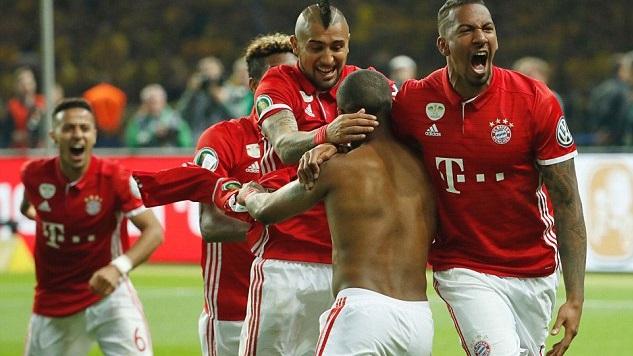 bayern vs dortmund supercup 2017