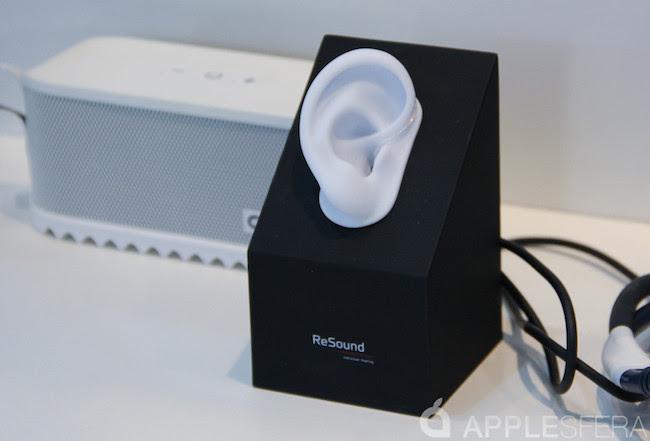 """ReSound LiNX, los primeros audífonos """"inteligentes"""" certificados por Apple para iOS"""