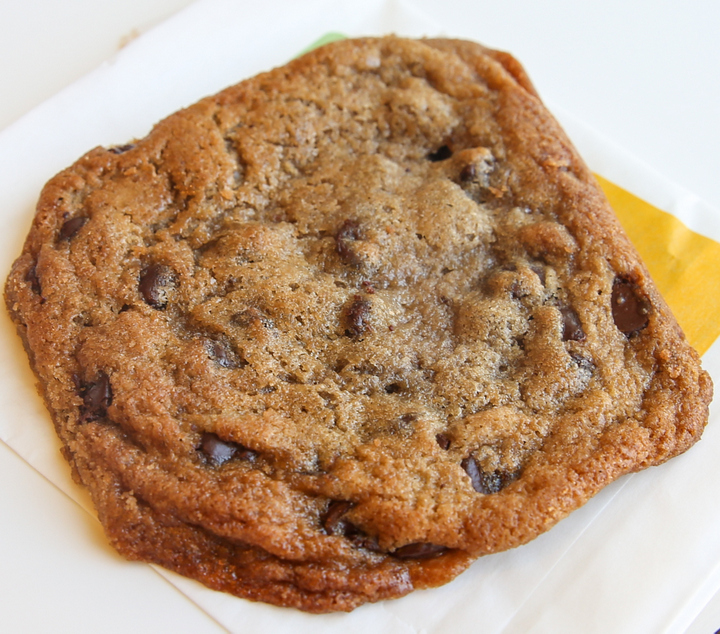 photo of a Chocolate Chip Cookie