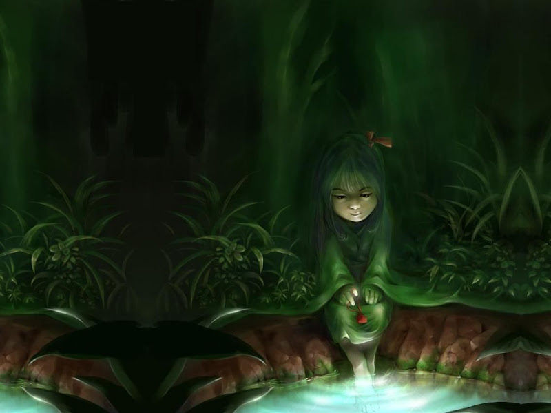 Fair Of Celestial Sorceress, Green Witches