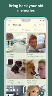 Memoria Photo Gallery Screenshot