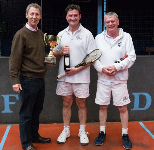 Dunca, Chris Scramm & Paul Brown, 40's Final