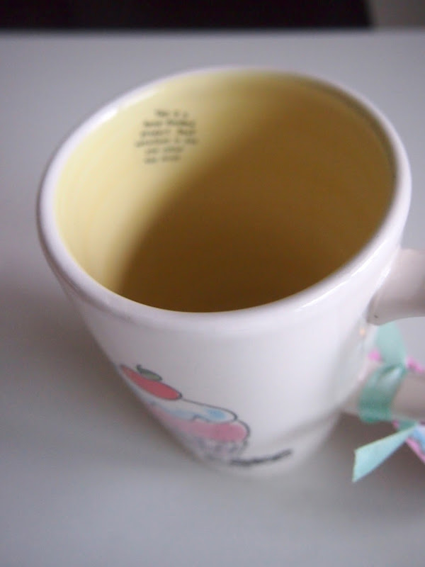 オランダ土産のマグカップ