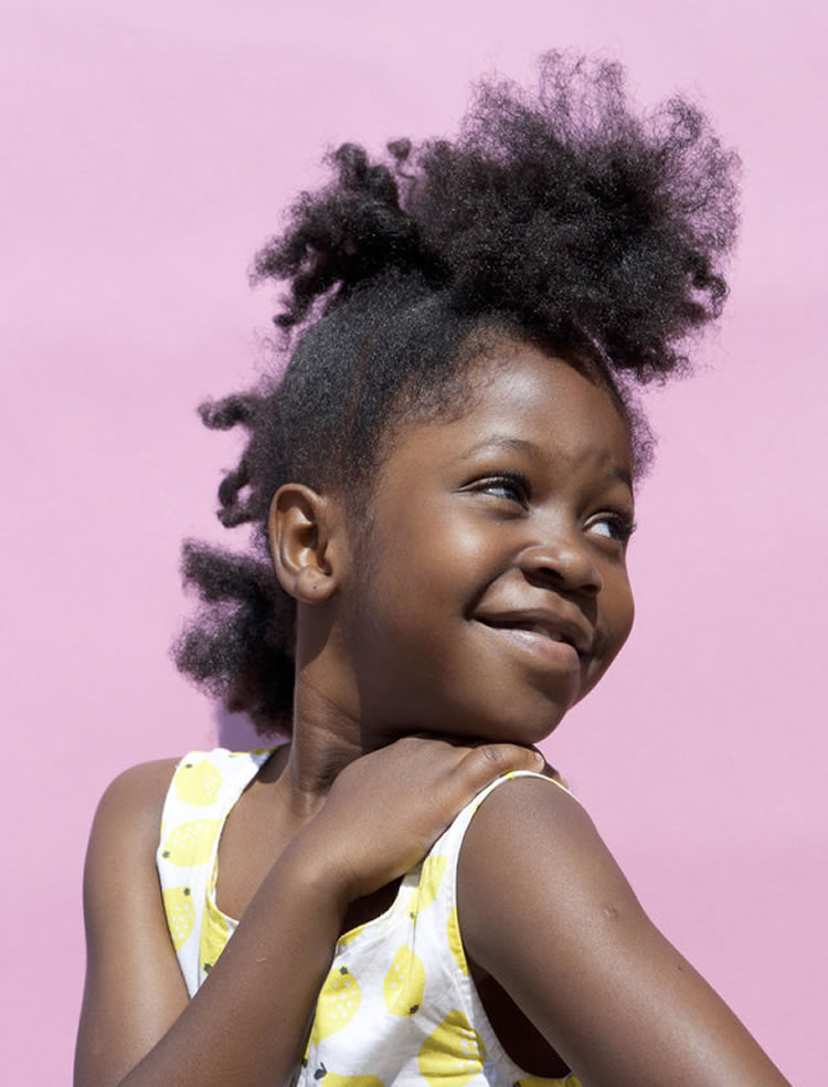 Trendy hairstyles for black little girls 2018-2019 8