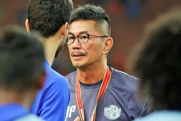 Jurulatih Perak FC SAH DIREHATKAN