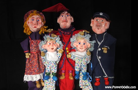 Our newest puppets to the PuppetOOdle family!