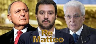 Capolavoro Re Salvini