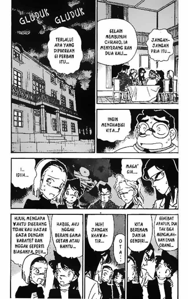 2 Detective Conan   043 Serangan Dalam Gelap