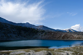 The Rama Lake, Astore