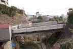 北海マンション裏の千鳥橋(2011/1)