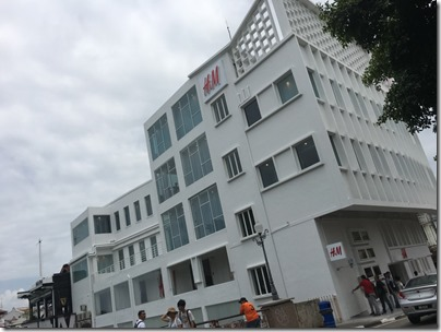 H&M, Jonker Building, Malacca