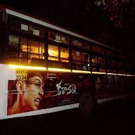 Kalvathi Movie Buses Promotions Photos