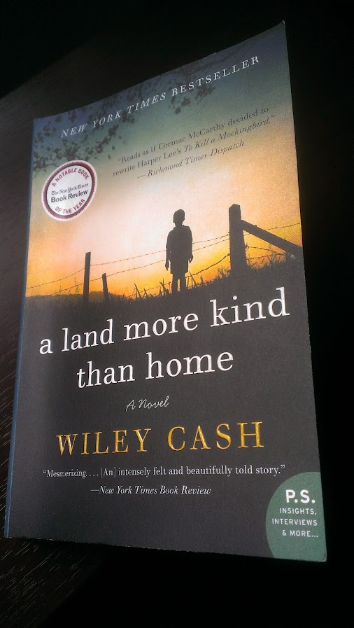 A Land More Kind Than Home – Wiley Cash