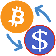 Bitcoin to US Dollar / BTC to USD Converter