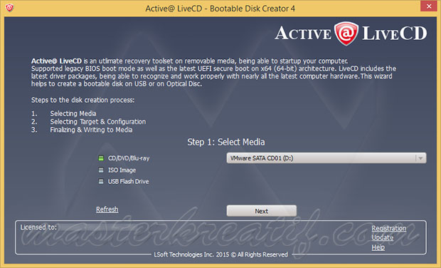 Active Live CD 4