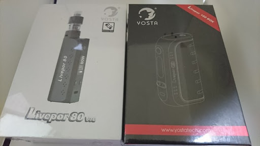 DSC 2563 thumb%25255B2%25255D - 【MOD】「Yosta Livepor 80 VTC」「Yosta Livepor 160 BOX」同時比較レビュー!超軽量デュアルMODとシングルバッテリーMOD