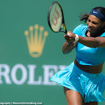 INDIAN WELLS, UNITED STATES - MARCH 20 : Serena Williams at the 2016 BNP Paribas Open