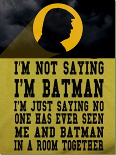 not batman