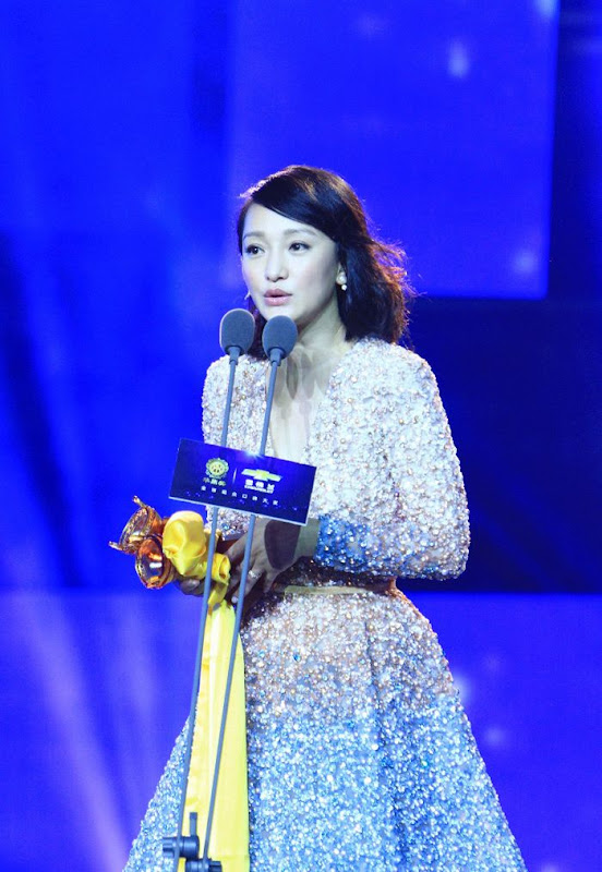 Zhou Xun China Actor