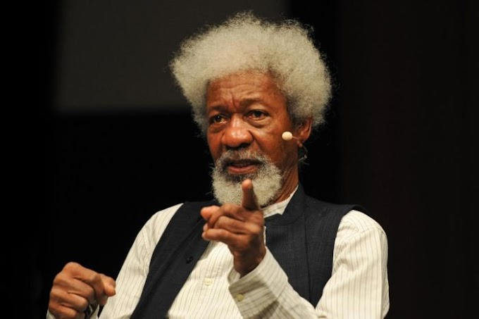 Buhari's Government Can't Unite Nigeria – Wole Soyinka