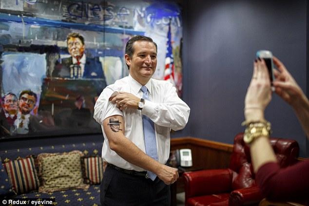 Ted Cruz Zodiac Killer