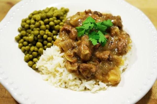 Crock Pot Beef Tips Recipe