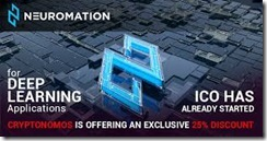 Neuromation All You Need to Know and bonus ICO