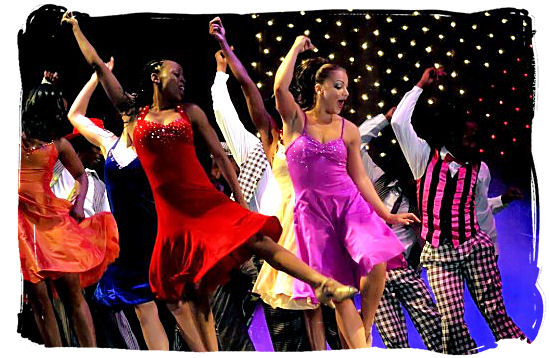 THE MOST POPULAR DIFFERENT TYPES OF SOUTH AFRICAN DANCES FOR LADIES 2