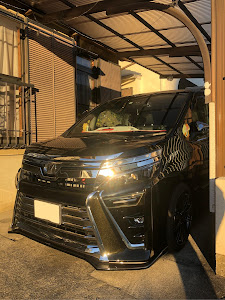 ヴォクシー ZRR85W VOXY煌ⅢZS 4WD 7人乗りのカスタム事例画像 こうさんさんの2018年12月31日21:21の投稿