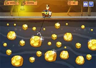 لعبة  منقب الذهب Gold Miner Vegas