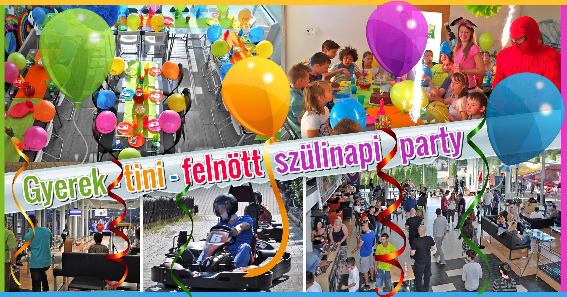 szülinapi programok felnőtteknek Gyerek   tini   felnött születésnapi meglepetés party Kaposvár szülinapi programok felnőtteknek