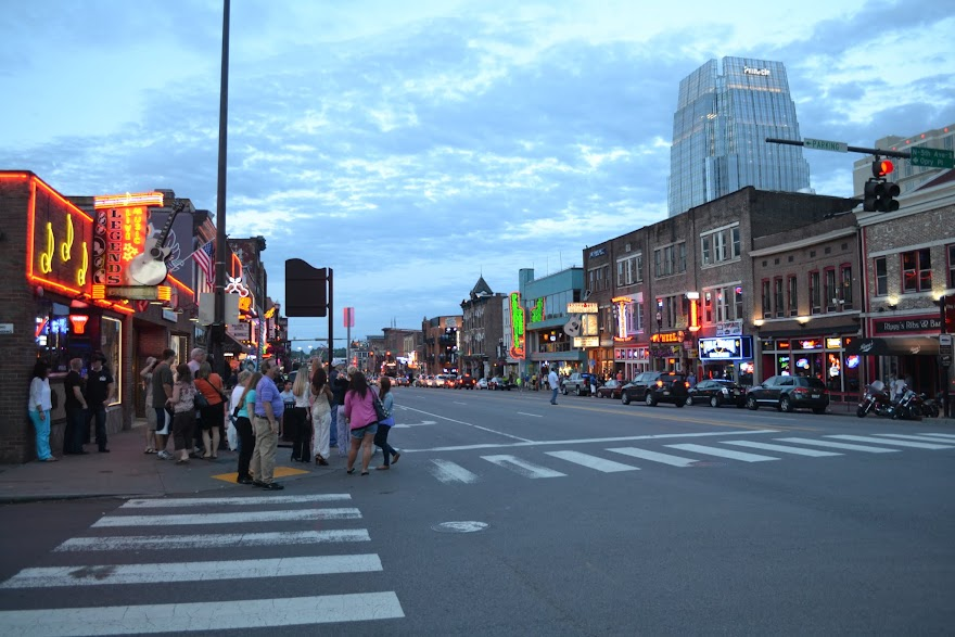 Нашвилл, Теннесси (Nashville, Tennessee)