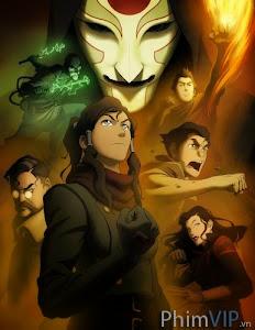 Huyền Thoại Về Korra Phần 3,4 - Avatar: The Legend Of Korra Season 3 poster