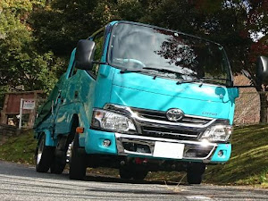 ダイナトラックのカスタム事例画像 MR-Sさんの2020年11月22日18:22の投稿