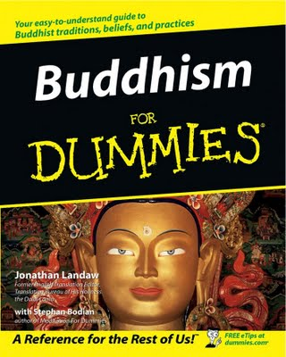 Buddhism For Dummies Image