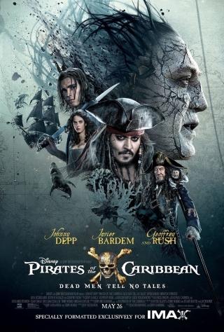 Cướp biển vùng Caribbe (Phần 5): Salazar Báo Thù - Pirates of the Caribbean: Dead Men Tell No Tales