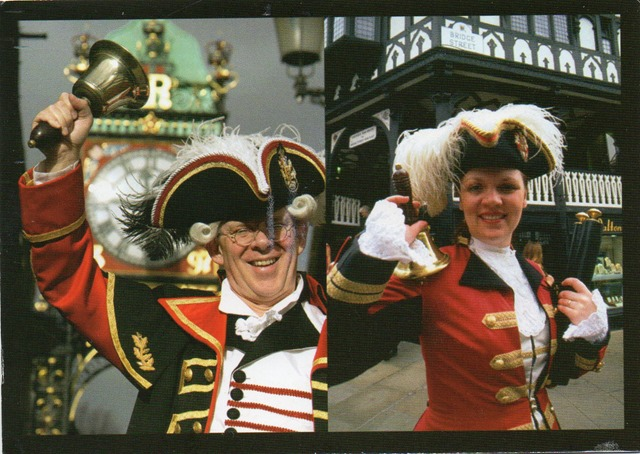 Chester's Town Criers